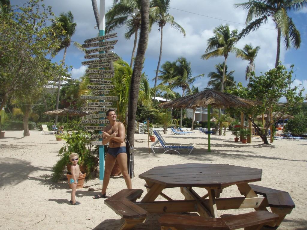 Tortola - Bolongo Beach