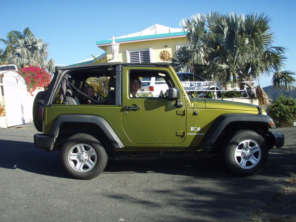 Tortola - Jipe