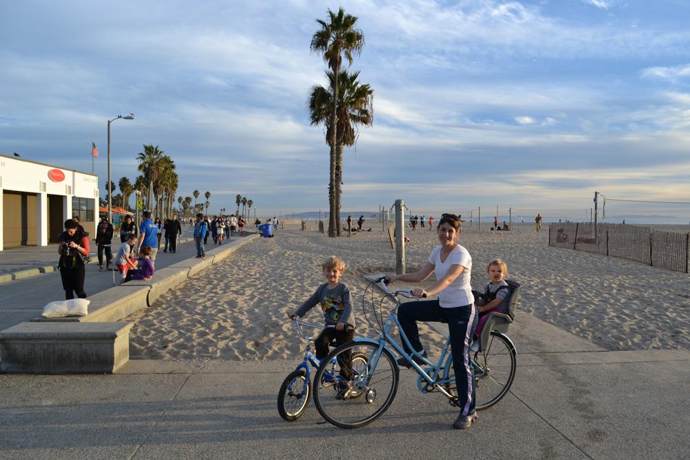 Férias: Bike em Los Angeles