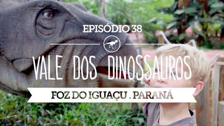 Vale dos Dinossauros em Foz