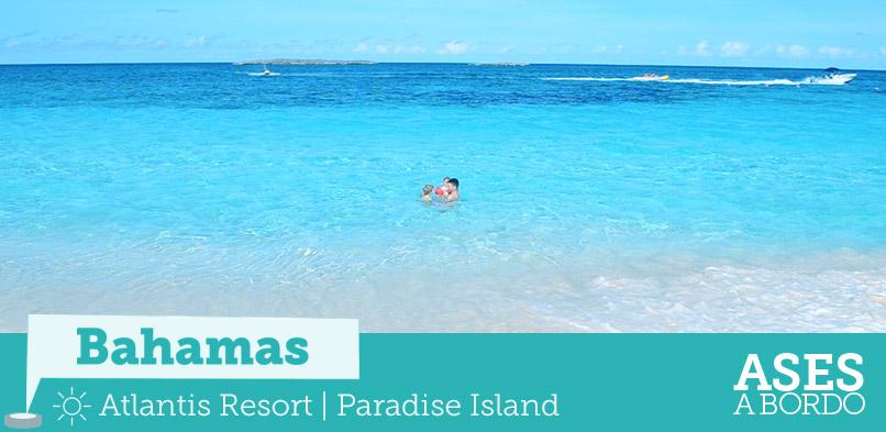 Bahamas - Ases a Bordo