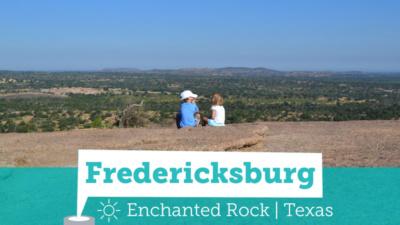 Fredericksburg com Crianças   Texas