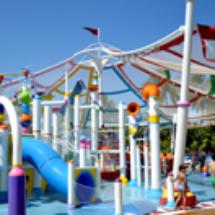 Beach Park com Crianças