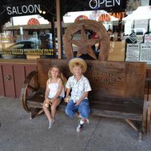 Texas com Crianças
