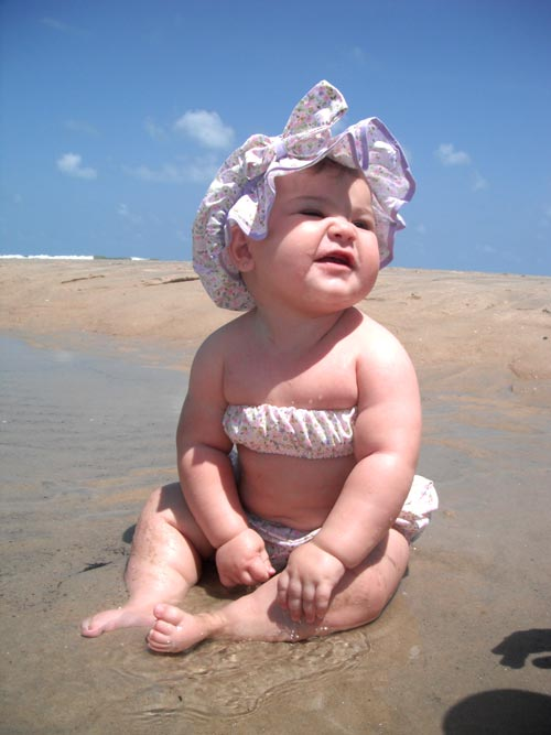 Praia das Fontes com Crianças