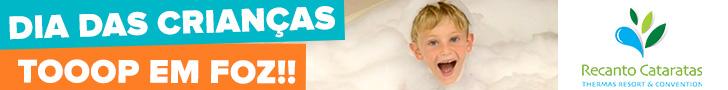 Dias da Crianças Recanto Cataratas Thermas Resort