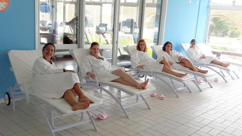 Day Use no Costão: blogueiras no spa