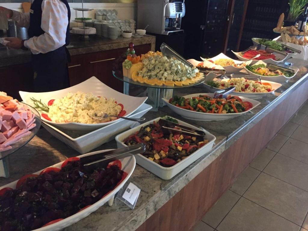Day Use no Costão do Santinho: Buffet Nossa Senhora