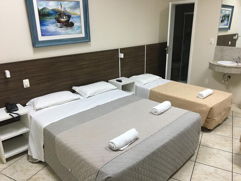 Onde ficar na Praia dos Ingleses? Hotel Geranius - Suite