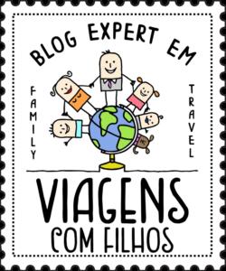 Viagens com Filhos: Selo