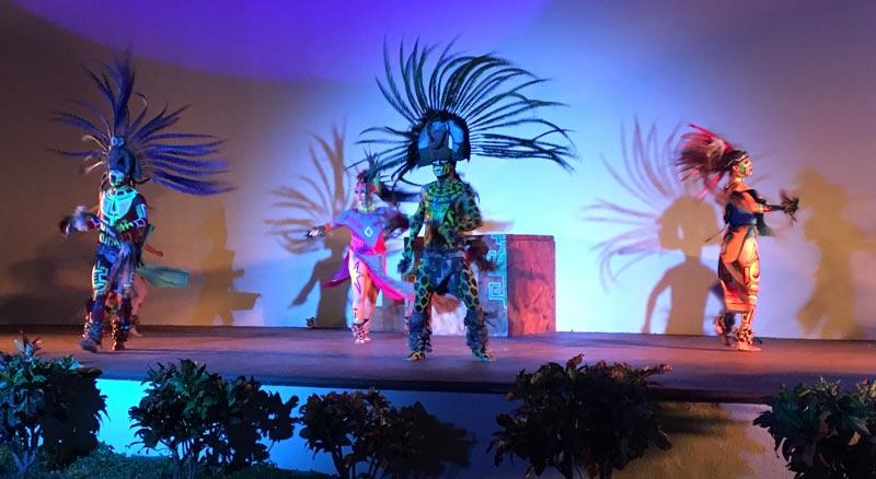 Onde ficar em Puerto Vallarta: Shows no Now Amber