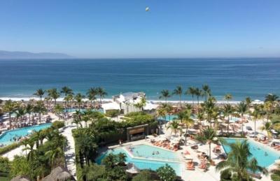 Onde ficar em Puerto Vallarta: Now Amber Resort