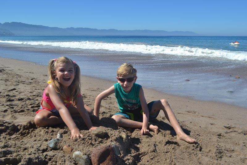 Onde ficar em Puerto Vallarta: Praia no Now Amber