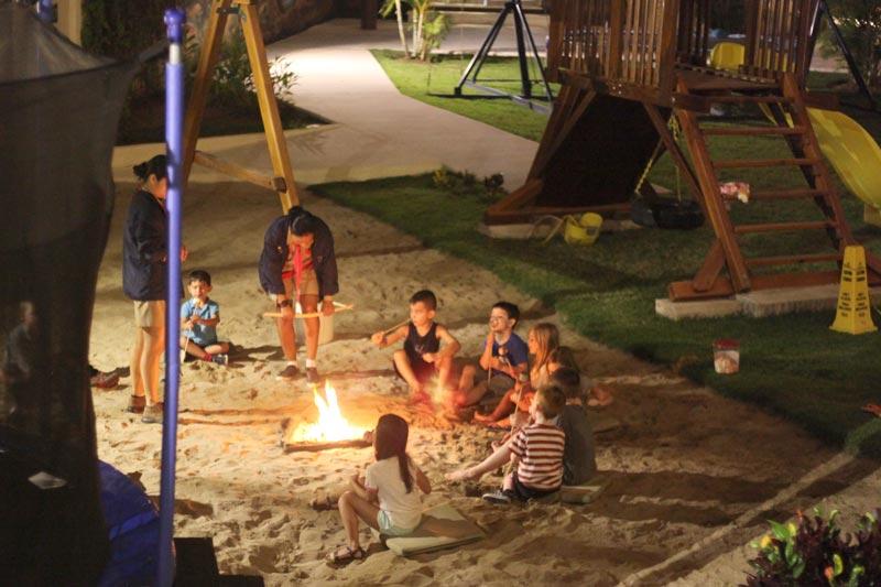 Onde ficar em Puerto Vallarta: Acampamento do Explores' Club no Now Amber