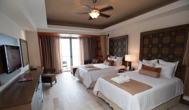 Onde ficar em Puerto Vallarta: Suite Juniorcom vista pro mar no Now Amber