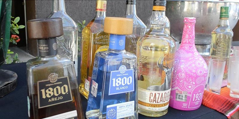 Onde ficar em Puerto Vallarta: degustação de tequilas no Now Amber