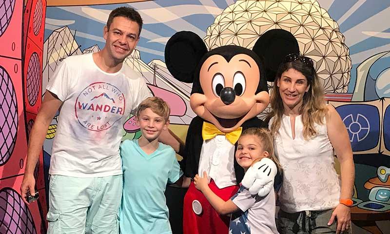 90 Anos do Mickey - Ases a Bordo