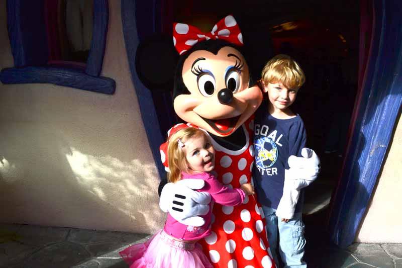 90 anos Mickey: Alice Alex e Minnie