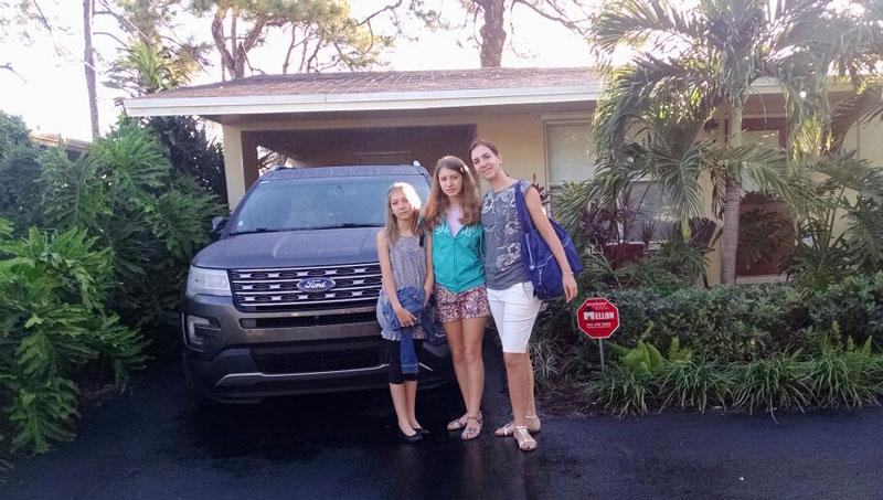 Intercâmbio em Família nos Estados Unidos