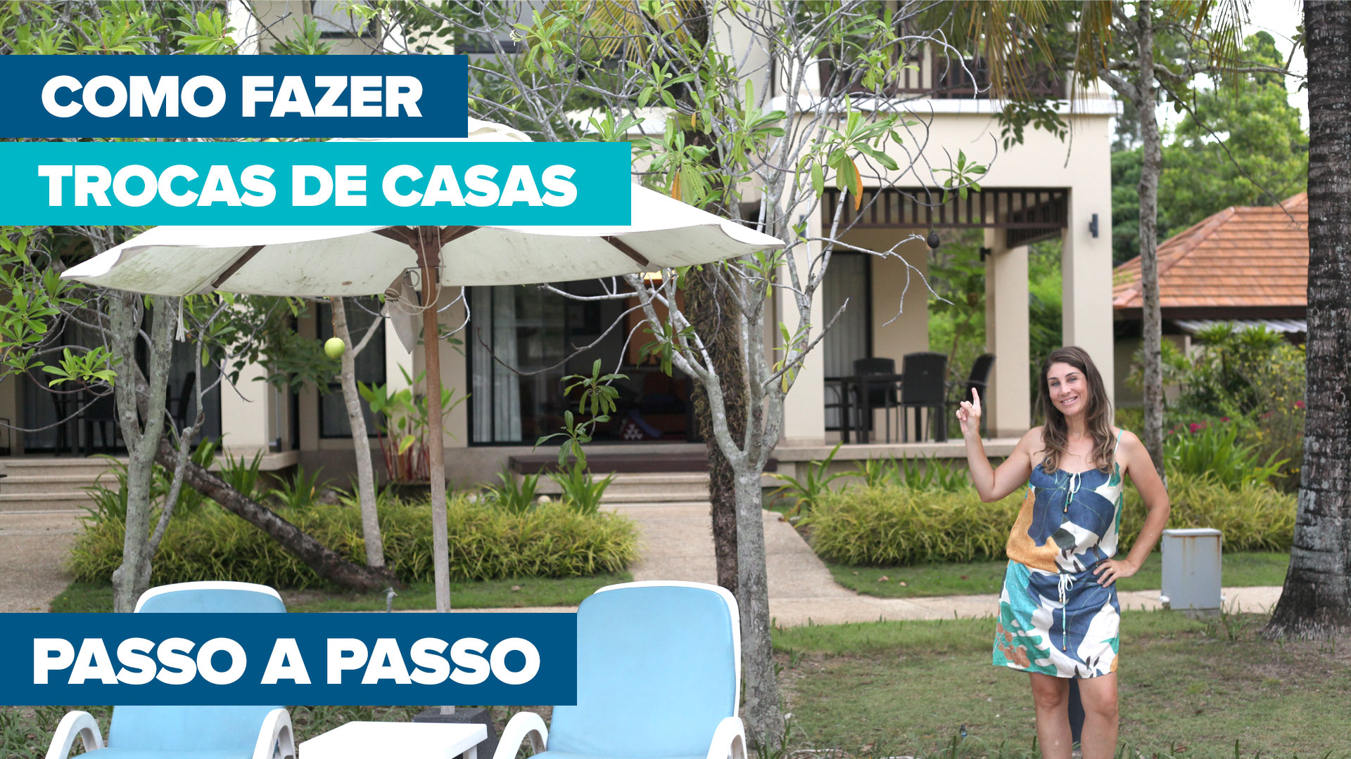 Troca de Casas Home Exchange