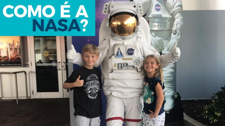Como é a NASA naFlórida